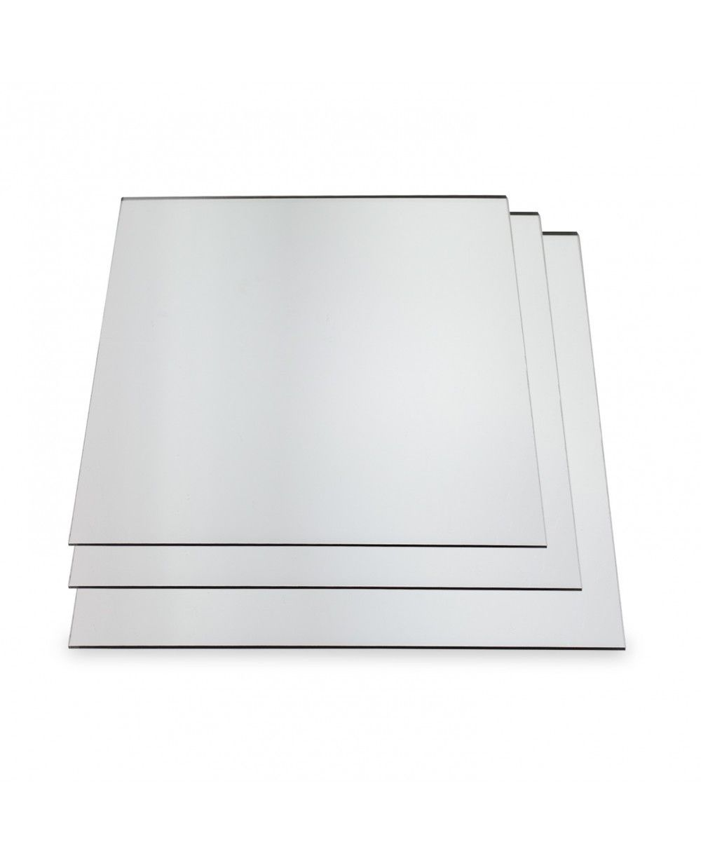 Mirror 3mm Acrylic Various Sizes