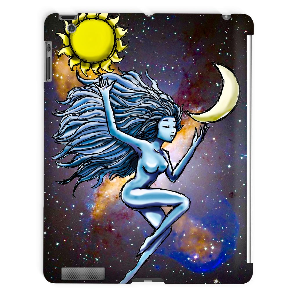 Sun & Moon Tablet Case