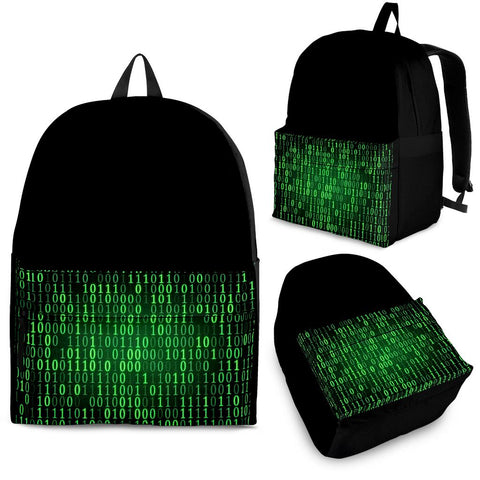 Binary Backpack