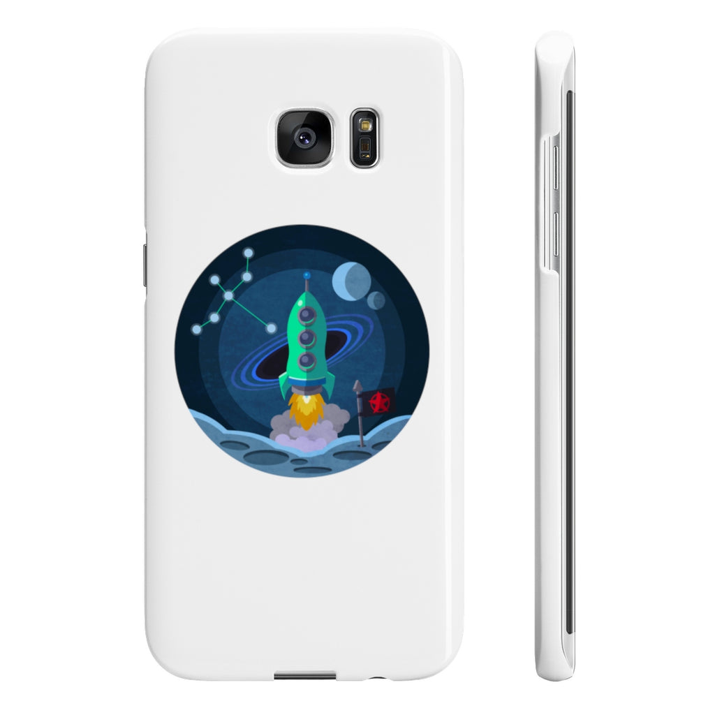Cygnus Phone Case