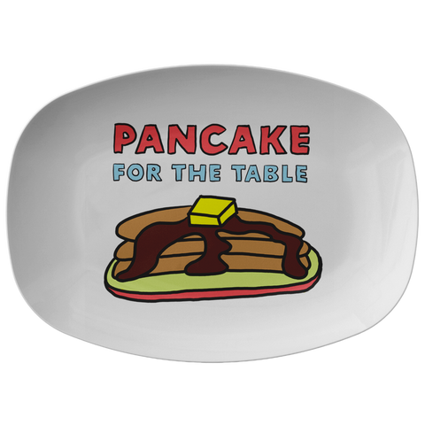 Pancake 4 Table Platter - Sundogsfire Variety Gifts, Apparel and Accessories