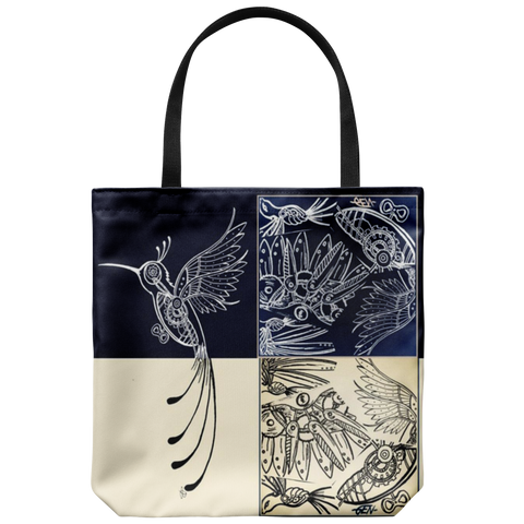 Clockwork Inverts Tote - Sundogsfire Variety Gifts, Apparel and Accessories