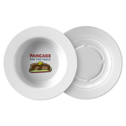 Pancake 4 Table Bowl - Sundogsfire Variety Gifts, Apparel and Accessories