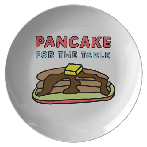 Pancake 4 Table Plate Ver 1