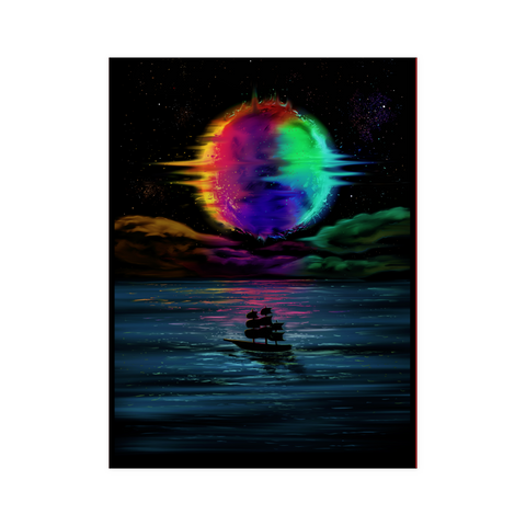 Nocturne Poster - Sundogsfire Variety Gifts, Apparel and Accessories