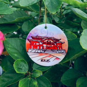 Shuri Castle Ornaments