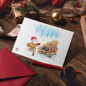 Five Okinawa Inspired Christmas Gift Cards