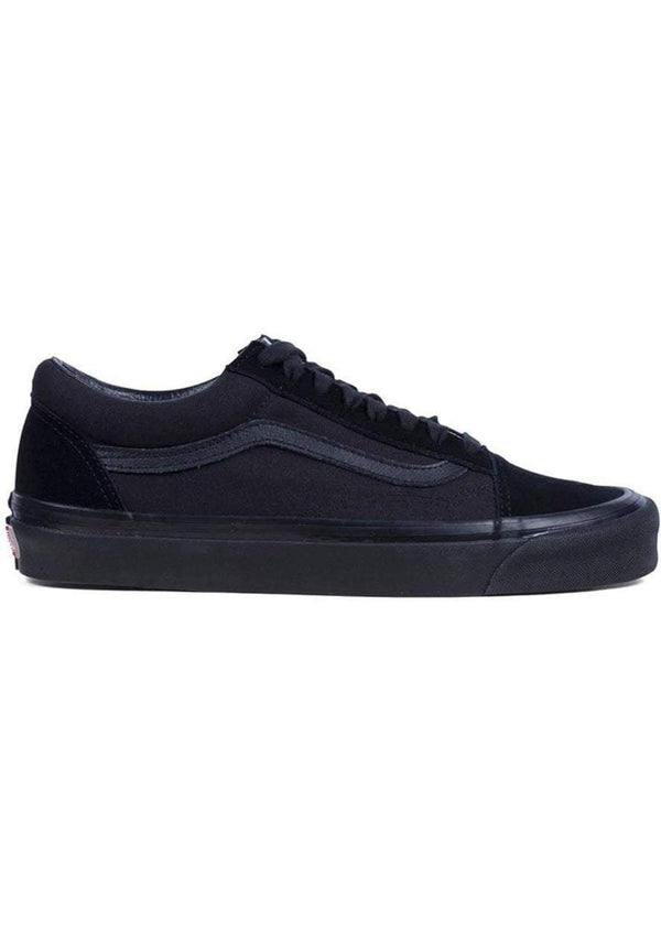 Anaheim Factory Old Skool 36 DX - OG Black/Black - Vittorio Citro Boutique - VANS