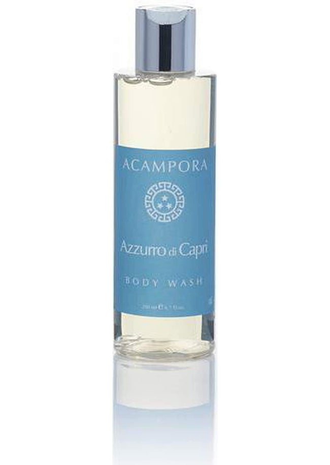 azzurro di capri - body wash BRUNO ACAMPORA - Vittorio Citro Boutique