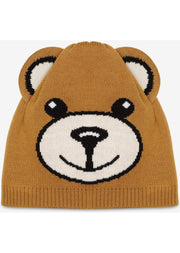 cappello teddy in lana vergine MOSCHINO - Vittorio Citro Boutique