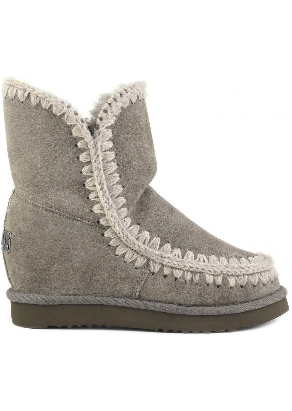 eskimo wedge short MOU - Vittorio Citro Boutique
