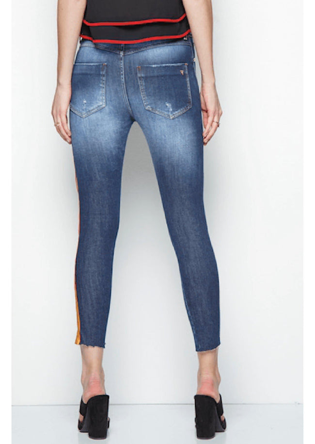 jeans REVISE BLUE VIBES - Vittorio Citro Boutique