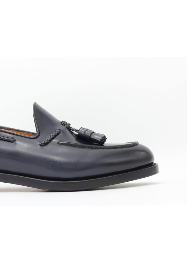 Mocassino in pelle - Vittorio Citro Boutique - SANTONI