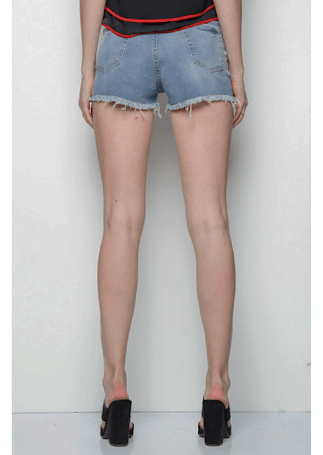 shorts REVISE BLUE VIBES - Vittorio Citro Boutique
