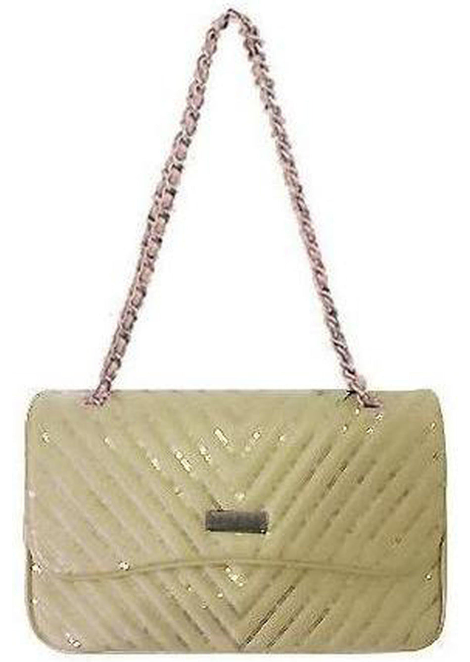 tracolla media pailettes MIA BAG - Vittorio Citro Boutique