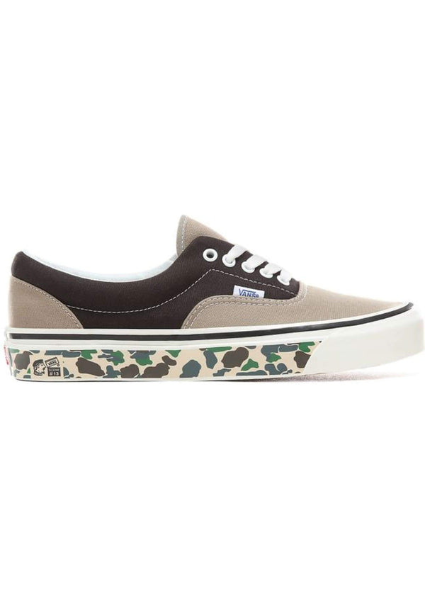 VANS ERA 95 DX (ANAHEIM FACTORY) CAMO/BLACK - Vittorio Citro Boutique - VANS