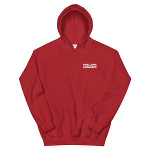 CLASSICS RED ALWAYS FIGHTIN UNISEX HOODIE