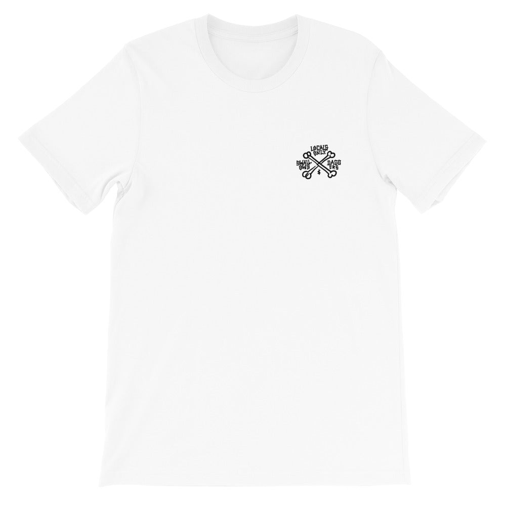 CLASSICS WHITE LABYRINTH SHORT-SLEEVE TEE
