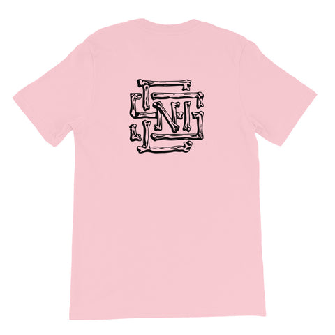 CLASSICS PINK LABYRINTH SHORT-SLEEVE TEE