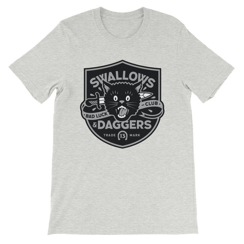 CLASSICS GREY SHIELD SHORT-SLEEVE TEE
