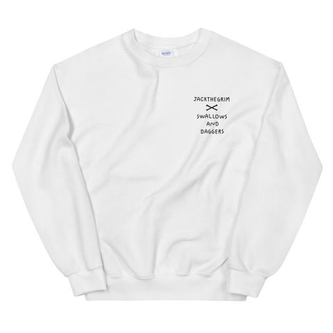 JACK THE GRIM See You In Hell Unisex Sweatshirt