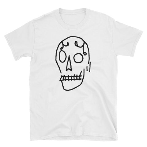 ROSS HELL Skull Short-Sleeve Unisex T-Shirt