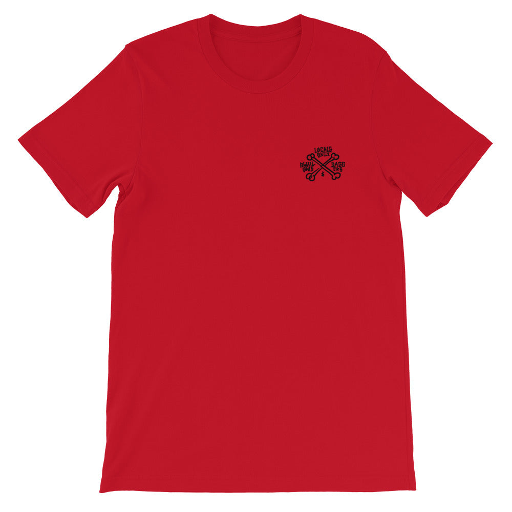 CLASSICS RED LABYRINTH SHORT-SLEEVE TEE