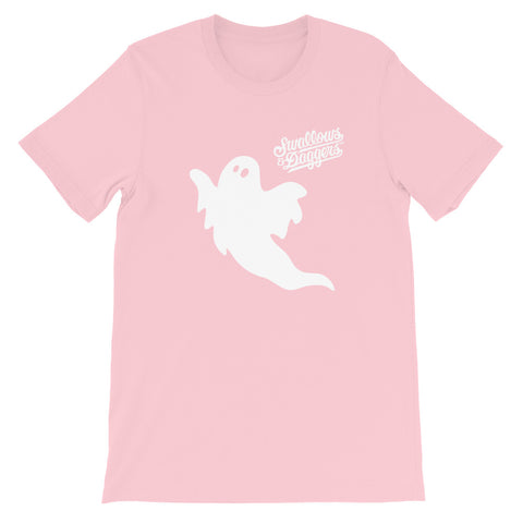 CLASSICS PINK GHOST SHORT-SLEEVE UNISEX TEE