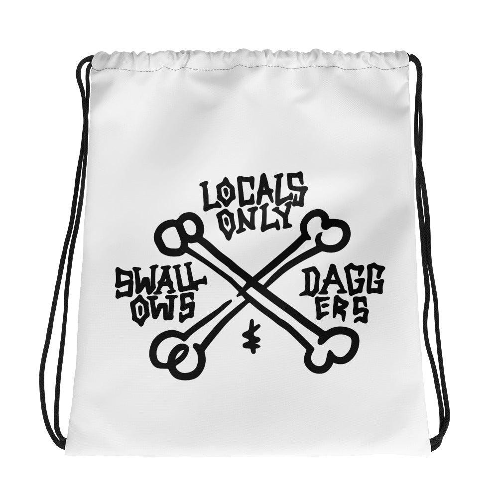 Drawstring bag - Locals Only