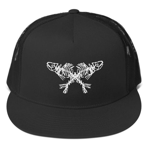 DECAY Crossed Fish Trucker Cap