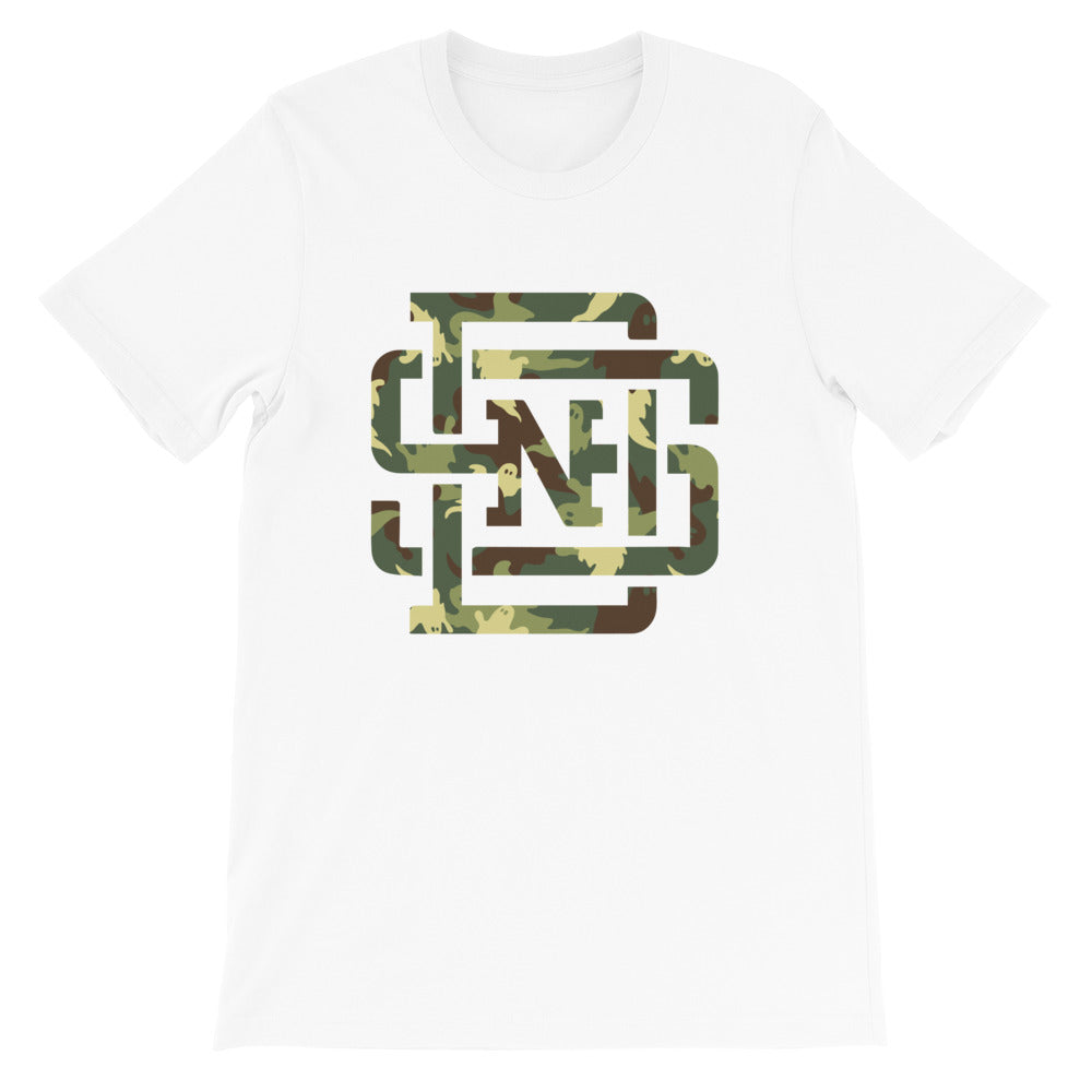 CLASSICS WHITE LABYRINTH CAMO SHORT-SLEEVE TEE
