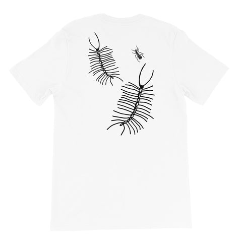 DECAY Millipede Short-Sleeve Unisex T-Shirt