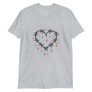Barbed Heart - UNISEX T-shirt