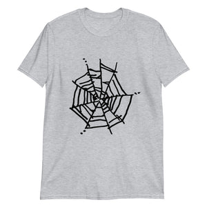 Spiderweb by Ross Hell - UNISEX T-SHIRT