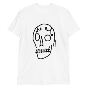 Skull by Ross Hell - UNISEX T-SHIRT