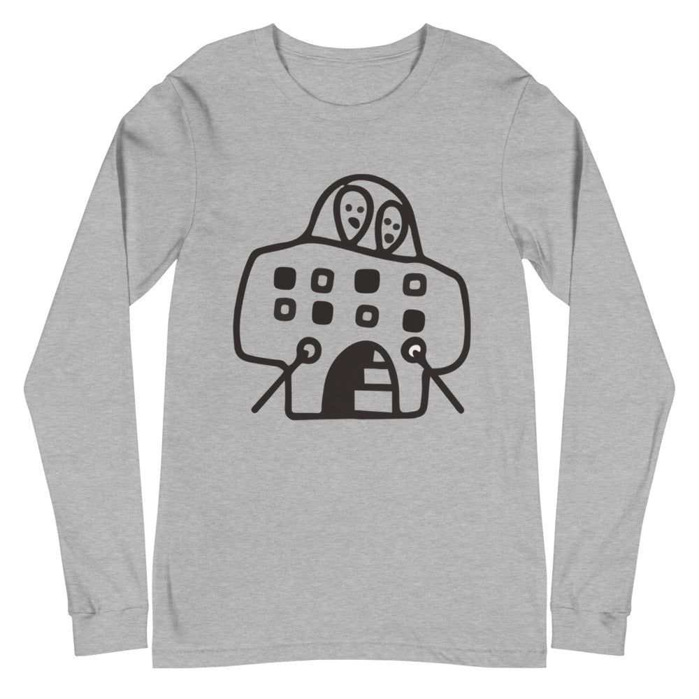 Jack the Grim Aliens - UNISEX Long Sleeves