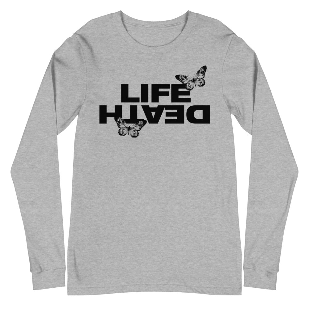 Miles Langford Life&Death - UNISEX Long Sleeves