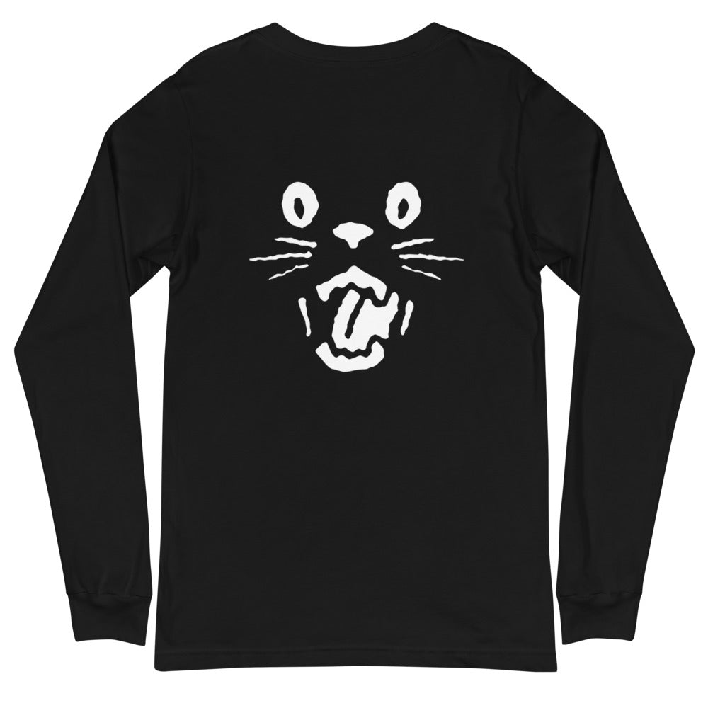 Black Cat - UNISEX Long sleeves