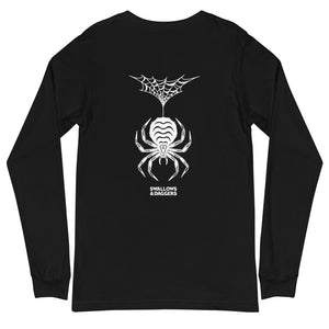 Spider - Unisex Long Sleeves