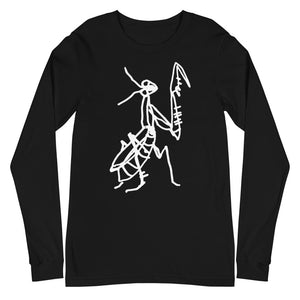 MANTIS by ROSS HELL - Unisex Long Sleeve