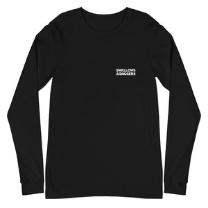 SND Rose - Unisex Long Sleeves