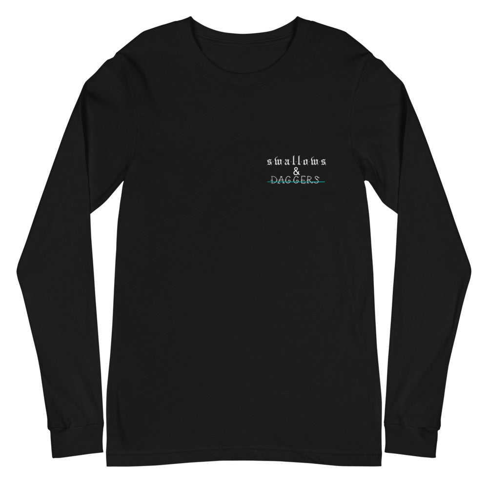 Dead Inside by Siner Caballero - UNISEX Long Sleeve