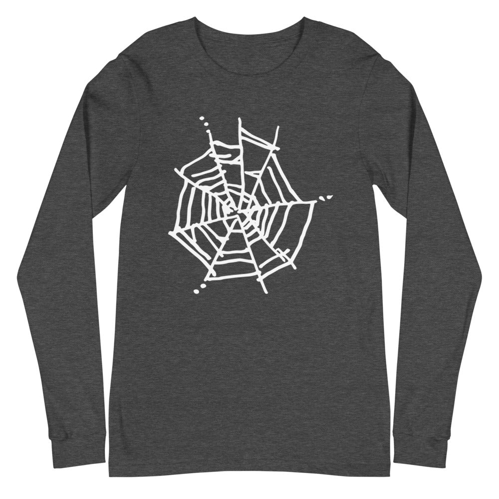 SPIDERWEB by Ross Hell - Unisex Long Sleeve