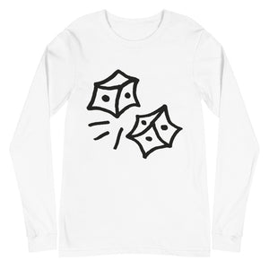 Ross Hell Dice - UNISEX Long Sleeves