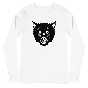 BAD LUCK CAT - Unisex Long Sleeve