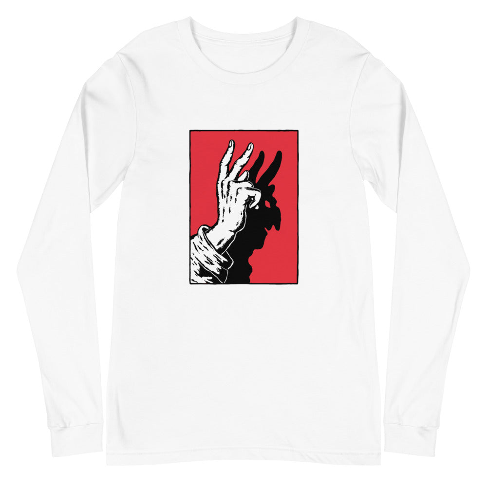 Idle Hands - UNISEX Long Sleeves