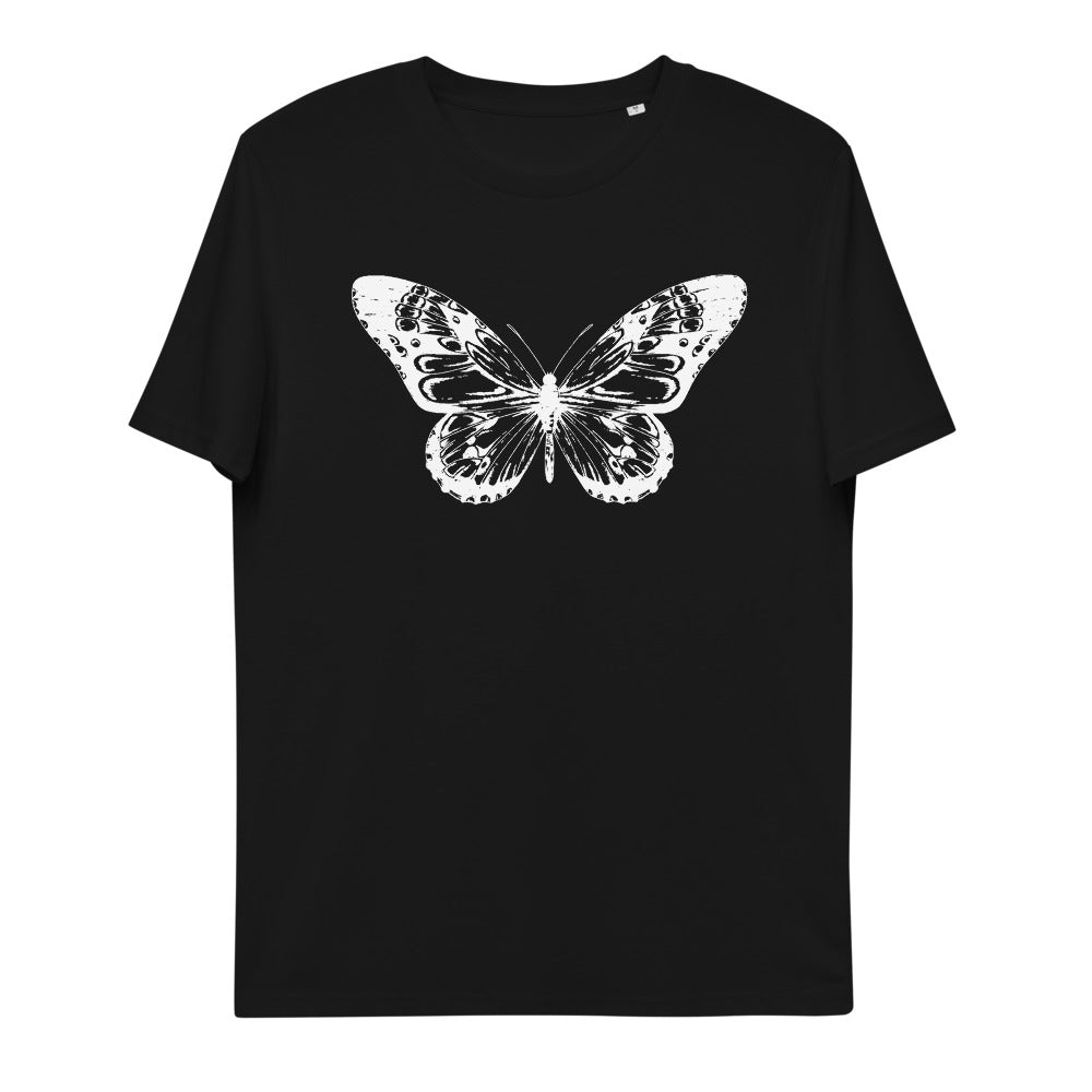 Butterfly by Miles Langford - UNISEX T-SHIRT