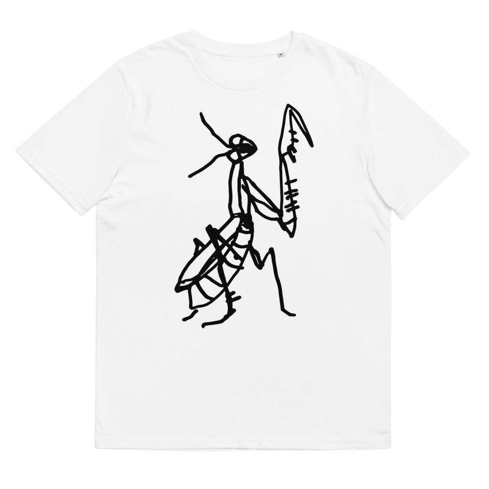 Mantis by Ross Hell - UNISEX T-SHIRT