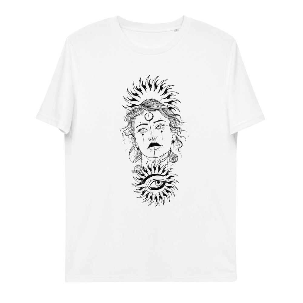 Luminary Woman by Siner Caballero - UNISEX T-SHIRT