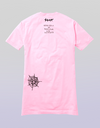 Ross Hell Women's Long T-Shirt - Pink